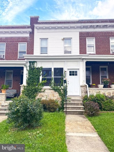 2319 N Longwood Street, Baltimore, MD 21216 - #: MDBA526624