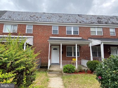 2907 Grantley Avenue, Baltimore, MD 21215 - #: MDBA526628
