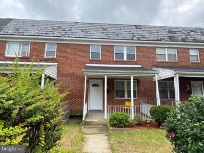 2907 Grantley Avenue, Baltimore, MD 21215 - MLS#: MDBA526628