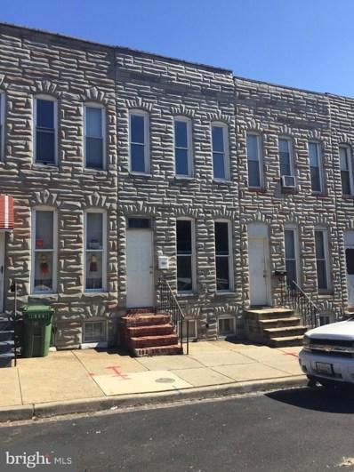 413 S Gilmor Street, Baltimore, MD 21223 - #: MDBA526630