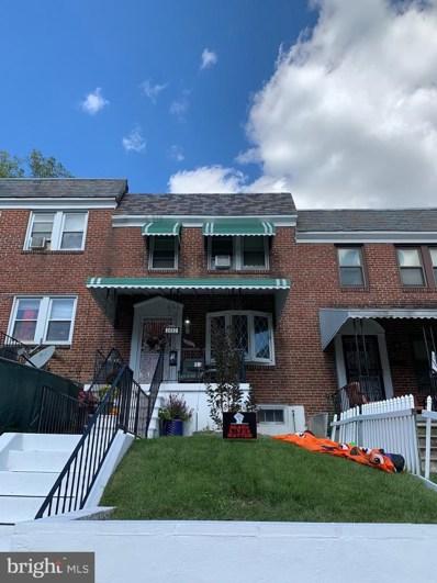 2452 W Cold Spring Lane, Baltimore, MD 21215 - #: MDBA526684