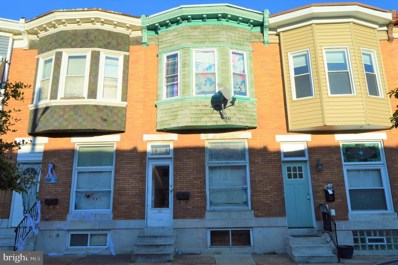 519 S Lehigh Street, Baltimore, MD 21224 - #: MDBA526718