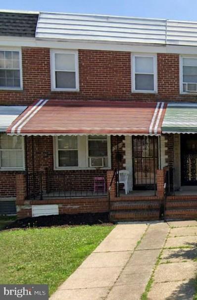 3859 Lyndale Avenue, Baltimore, MD 21213 - MLS#: MDBA526726