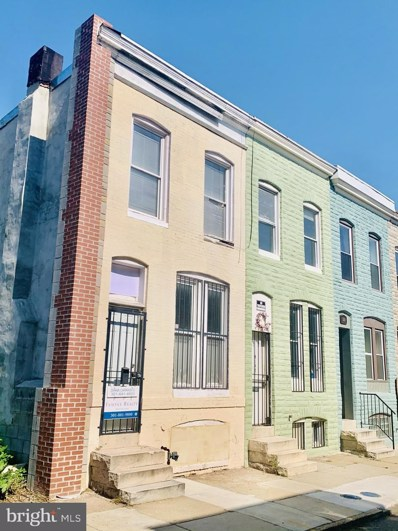 1930 W Fairmount Avenue, Baltimore, MD 21223 - #: MDBA526730
