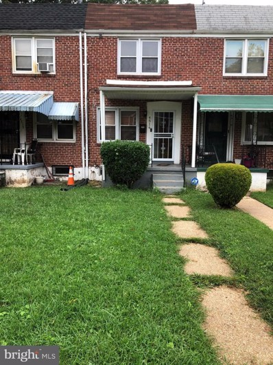 4514 N Rogers Avenue, Baltimore, MD 21215 - #: MDBA526736