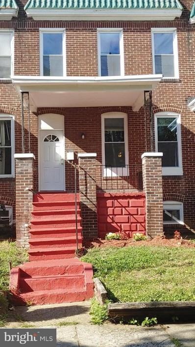 2924 Grantley Avenue, Baltimore, MD 21215 - MLS#: MDBA526766
