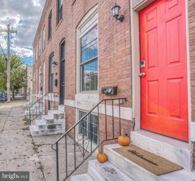 628 S Eaton Street, Baltimore, MD 21224 - #: MDBA526790