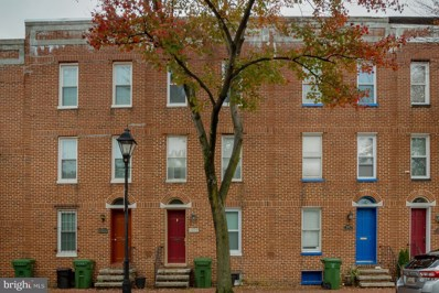 1059 W Barre Street, Baltimore, MD 21230 - #: MDBA526792