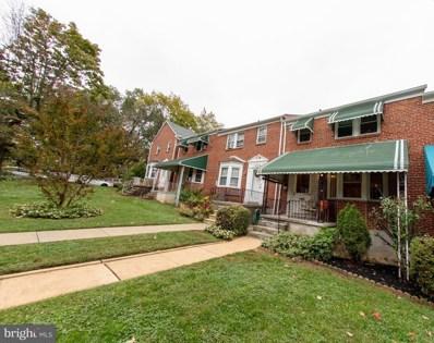 1006 E Lake Avenue, Baltimore, MD 21212 - #: MDBA526842