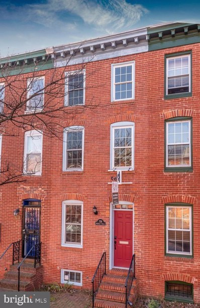 739 McHenry Street, Baltimore, MD 21230 - #: MDBA526880