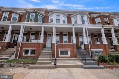 1608 Ruxton Avenue, Baltimore, MD 21216 - #: MDBA526958