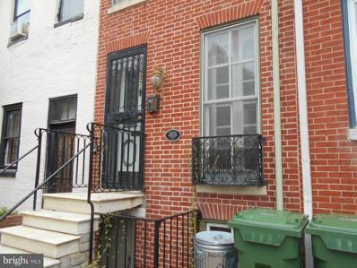 637 N Paca Street, Baltimore, MD 21201 - #: MDBA526968