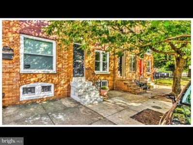 1209 S Ellwood Avenue, Baltimore, MD 21224 - #: MDBA527032