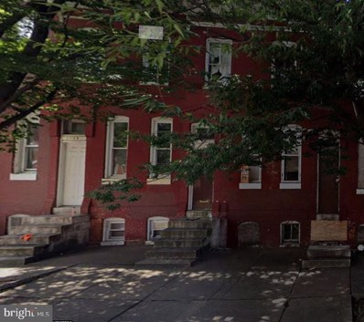 2143 W Lexington Street, Baltimore, MD 21223 - #: MDBA527056
