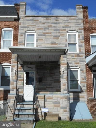 626 E Patapsco Avenue, Baltimore, MD 21225 - #: MDBA527086