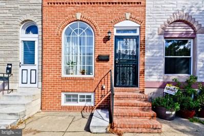 323 S East Avenue, Baltimore, MD 21224 - #: MDBA527104