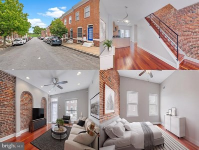 515 S Curley Street, Baltimore, MD 21224 - #: MDBA527146