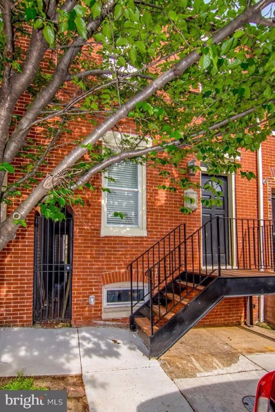 121 S Castle Street, Baltimore, MD 21231 - #: MDBA527156