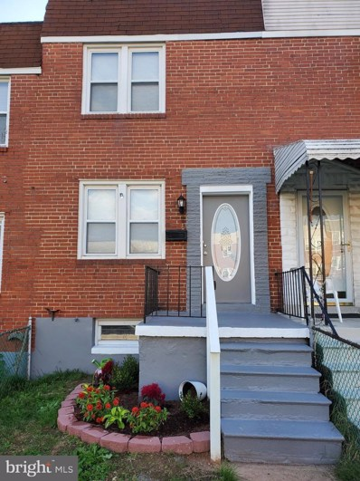 2114 Harman Avenue, Baltimore, MD 21230 - MLS#: MDBA527212