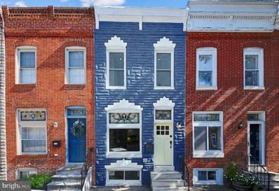 505 S Luzerne Avenue, Baltimore, MD 21224 - #: MDBA527222
