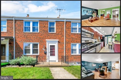 3524 Cardenas Avenue, Baltimore, MD 21213 - #: MDBA527236