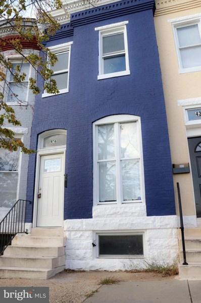 426 E 23RD Street, Baltimore, MD 21218 - #: MDBA527262