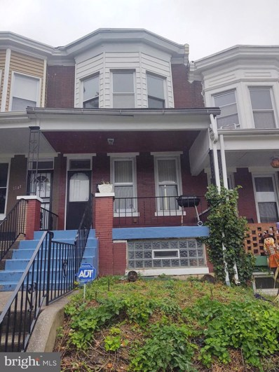2210 Poplar Grove Street, Baltimore, MD 21216 - #: MDBA527286