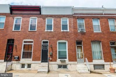 118 Curley Street S, Baltimore, MD 21224 - #: MDBA527330
