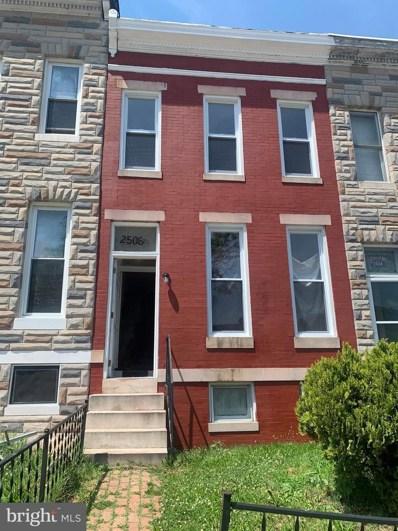 2506 McHenry Street, Baltimore, MD 21223 - #: MDBA527344