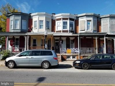 304 N Pulaski Street, Baltimore, MD 21223 - #: MDBA527380