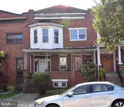 821 Brooks Lane, Baltimore, MD 21217 - #: MDBA527436