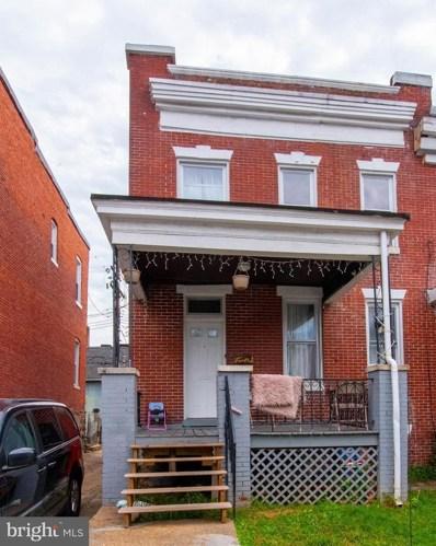 607 Linnard Street, Baltimore, MD 21229 - #: MDBA527470