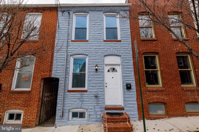 128 S Castle Street, Baltimore, MD 21231 - #: MDBA527480