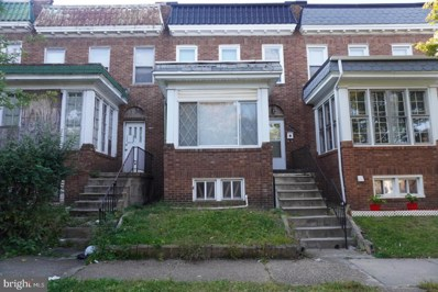 2634 Garrett Avenue, Baltimore, MD 21218 - #: MDBA527488