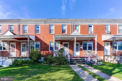 904 Pine Heights Avenue, Baltimore, MD 21229 - MLS#: MDBA527496