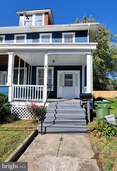 402 Rossiter Avenue, Baltimore, MD 21212 - #: MDBA527528