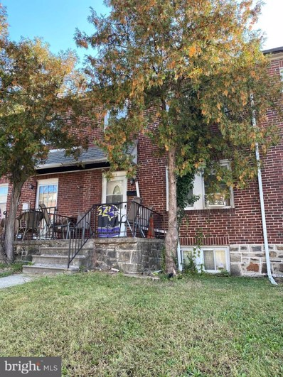 23 N Bernice Avenue, Baltimore, MD 21229 - #: MDBA527536