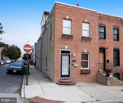 2522 Foster Avenue, Baltimore, MD 21224 - #: MDBA527570