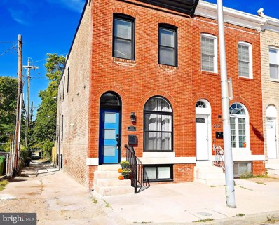 2300 Ashland Avenue, Baltimore, MD 21205 - #: MDBA527580