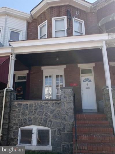 1617 N Smallwood Street, Baltimore, MD 21216 - #: MDBA527584