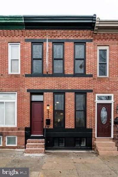 822 E Fort Avenue, Baltimore, MD 21230 - #: MDBA527596
