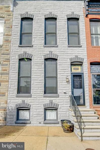 3204 Hudson Street, Baltimore, MD 21224 - #: MDBA527606