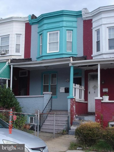 503 Poplar Grove Street, Baltimore, MD 21223 - #: MDBA527644