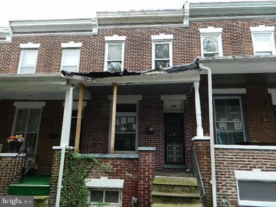 635 E 30TH Street, Baltimore, MD 21218 - #: MDBA527726