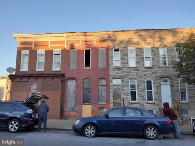 405 S Smallwood Street, Baltimore, MD 21223 - #: MDBA527728