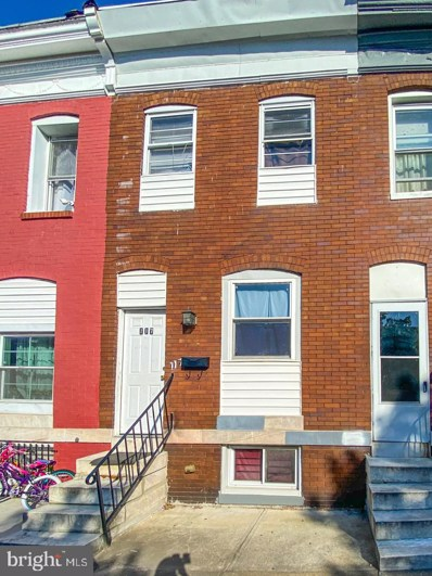 117 N Janney Street, Baltimore, MD 21224 - #: MDBA527754