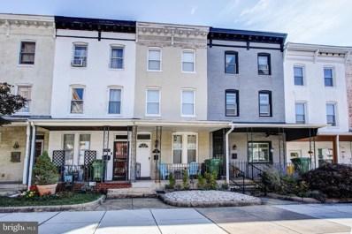 3825 Roland Avenue, Baltimore, MD 21211 - #: MDBA527762