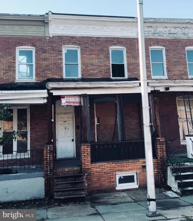 1941 Clifton Avenue, Baltimore, MD 21217 - #: MDBA527786