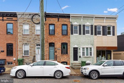 504 S Highland Avenue, Baltimore, MD 21224 - #: MDBA527806