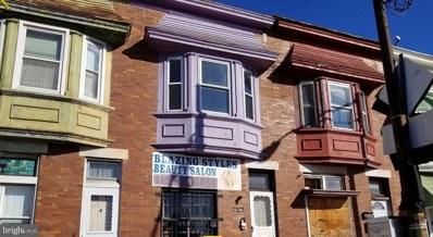 2922 Edmondson Avenue, Baltimore, MD 21223 - #: MDBA527816